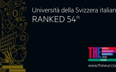 USI ranked 54th in the Times Higher Education Young University Rankings