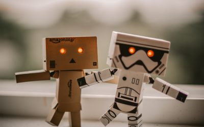My boss is a robot – tales from the battlefield of digital transformation